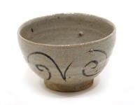 鉄絵大茶碗
