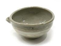 長石釉刷毛目醬料碗