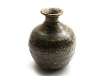 信楽小酒壺
