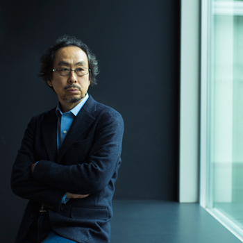 Kazumi Nakamura portrait