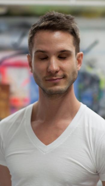 Austin Lee portrait