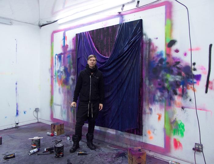 Kasper Sonne portrait